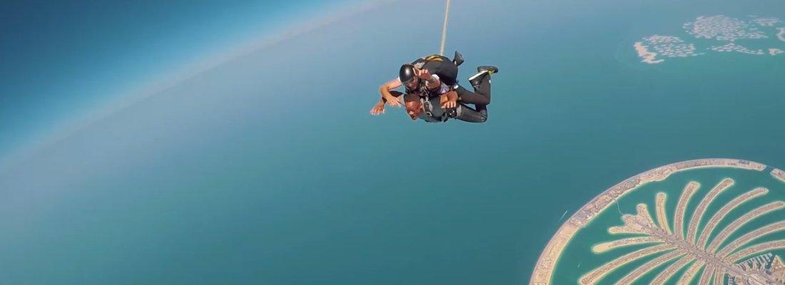 saut en parachute peur