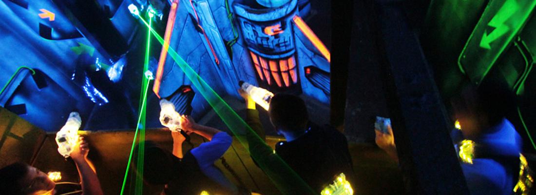 Laser Game Grenoble