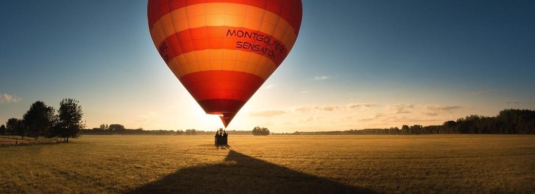 Montgolfière France
