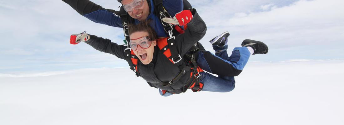 Saut parachute Amiens