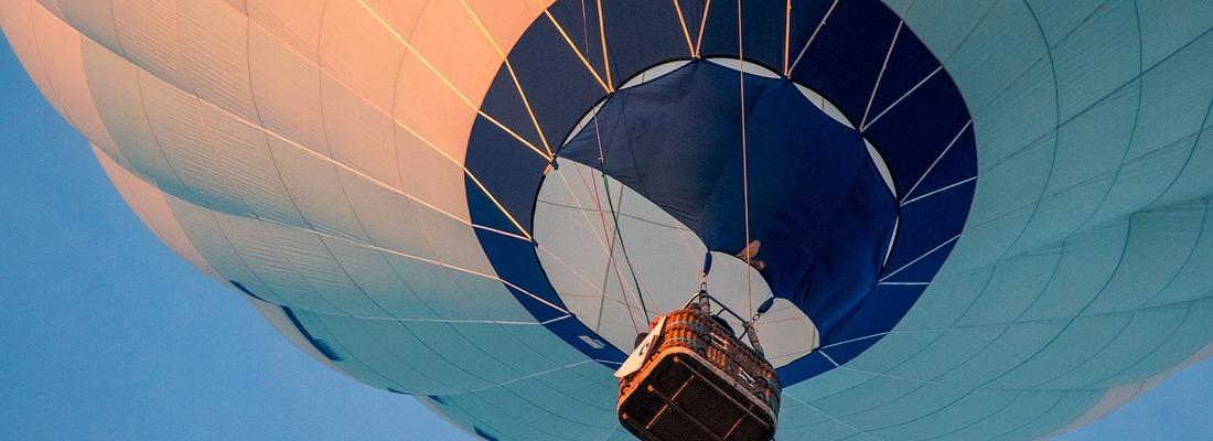 vol montgolfière châteaux de la loire