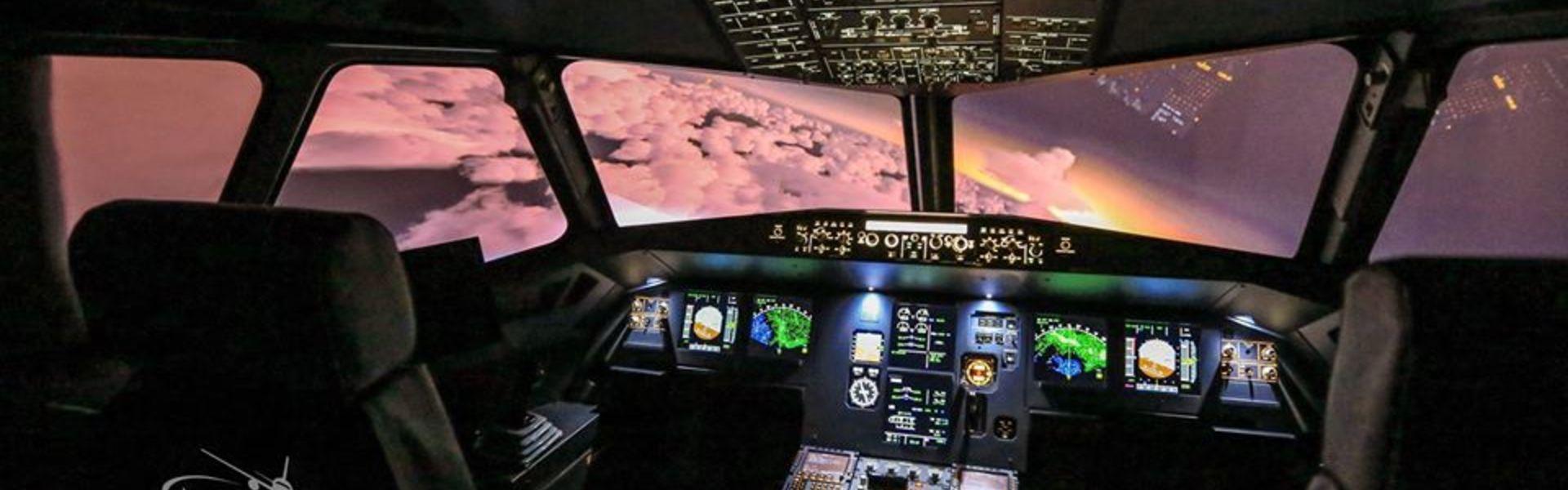 simulateur vol cote d'azur