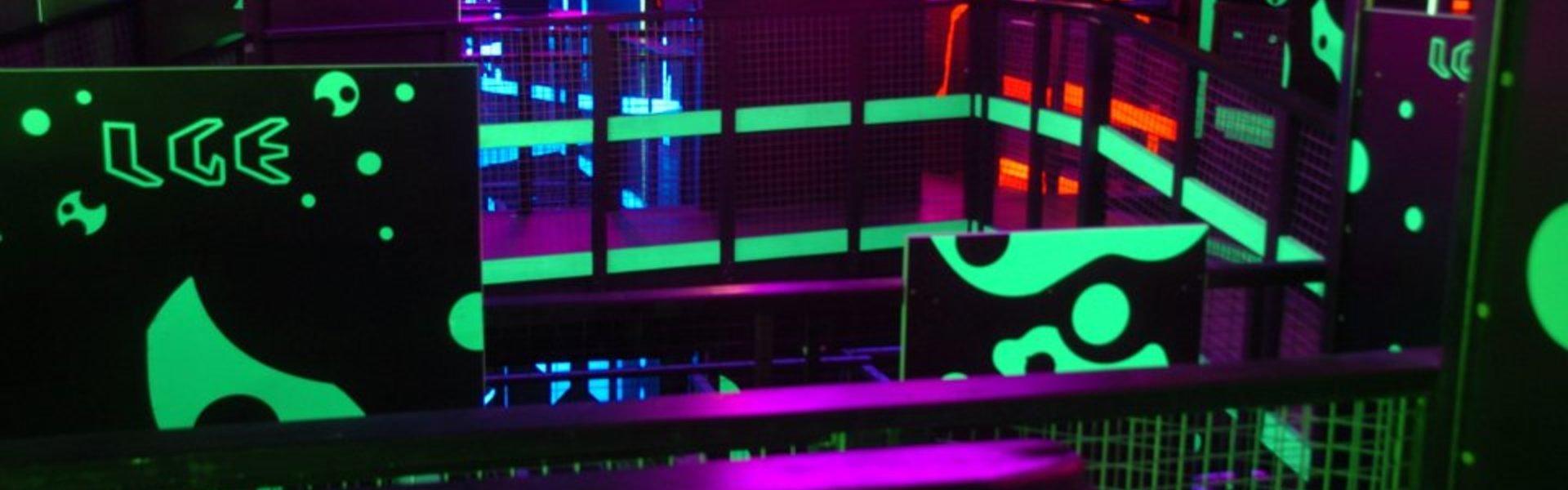 laser game Auvergne