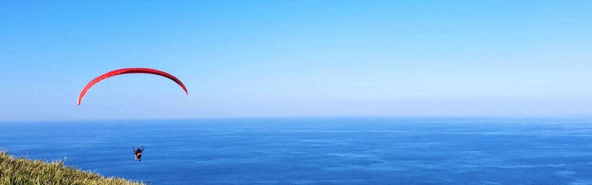 parapente alpes maritimes