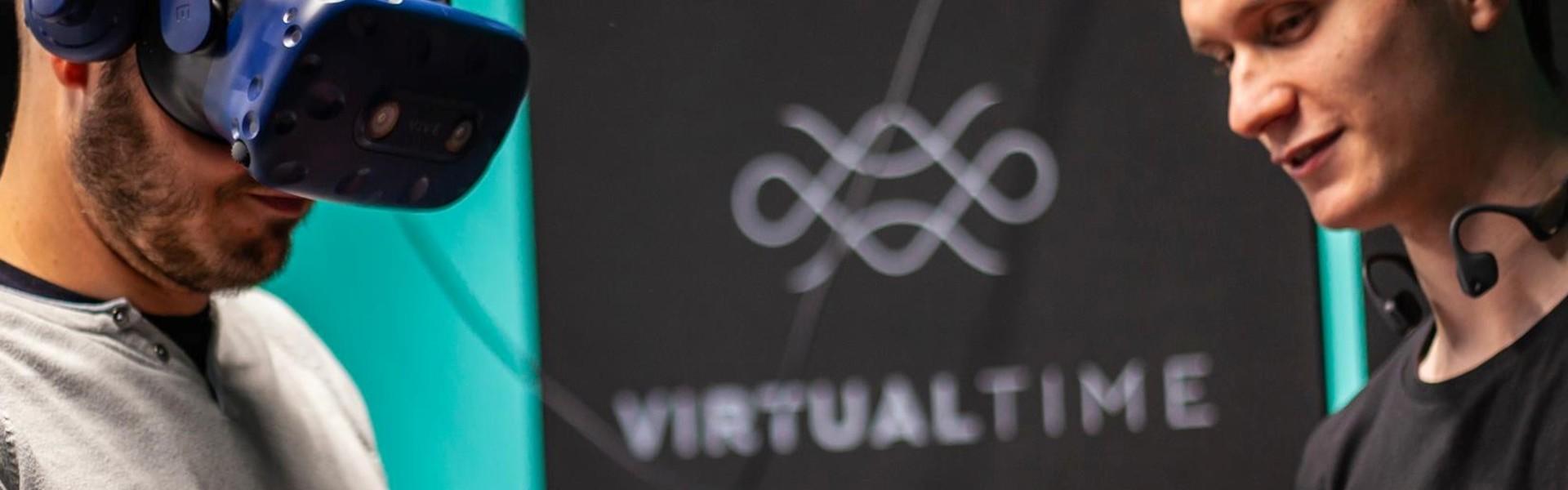 Réalité Virtuelle Paris