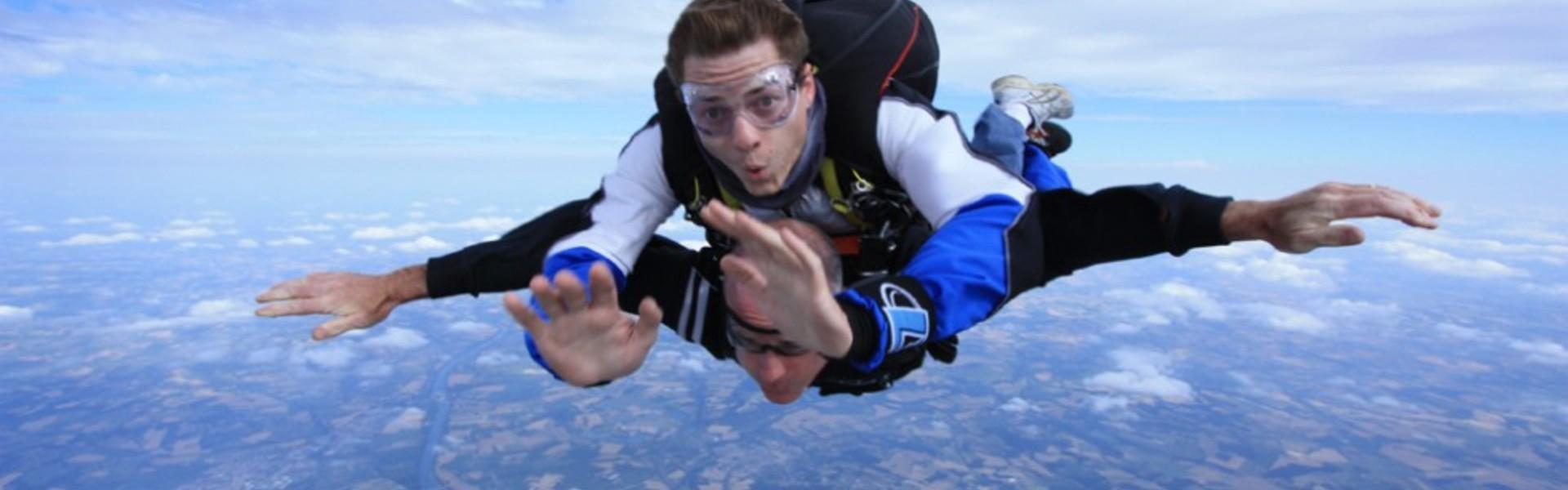 saut en parachute agen