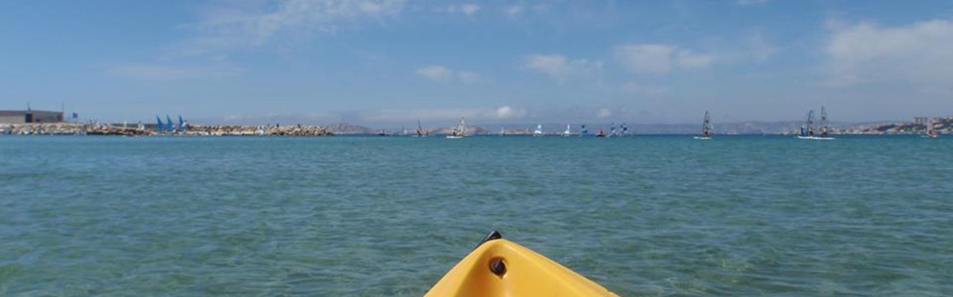 kayak marseille