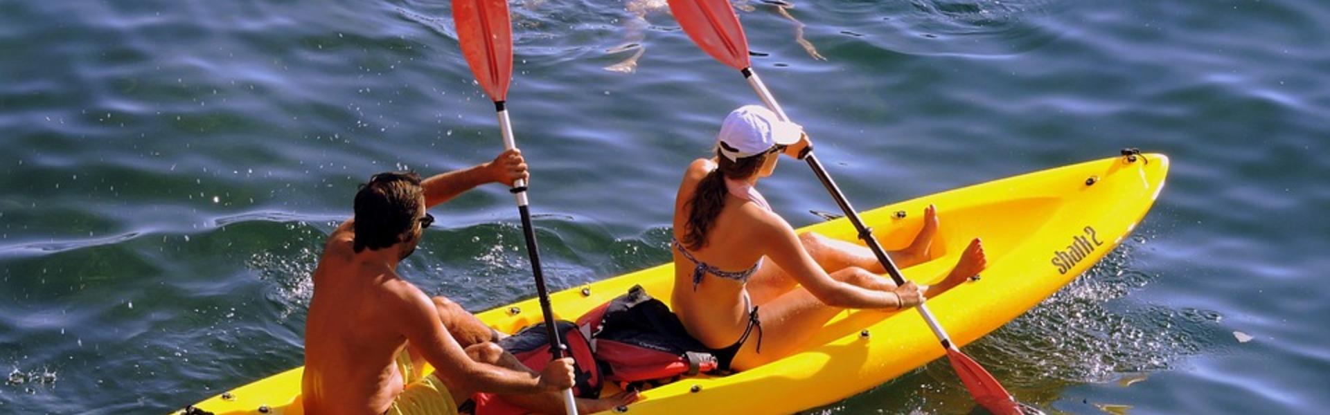 location kayak cassis