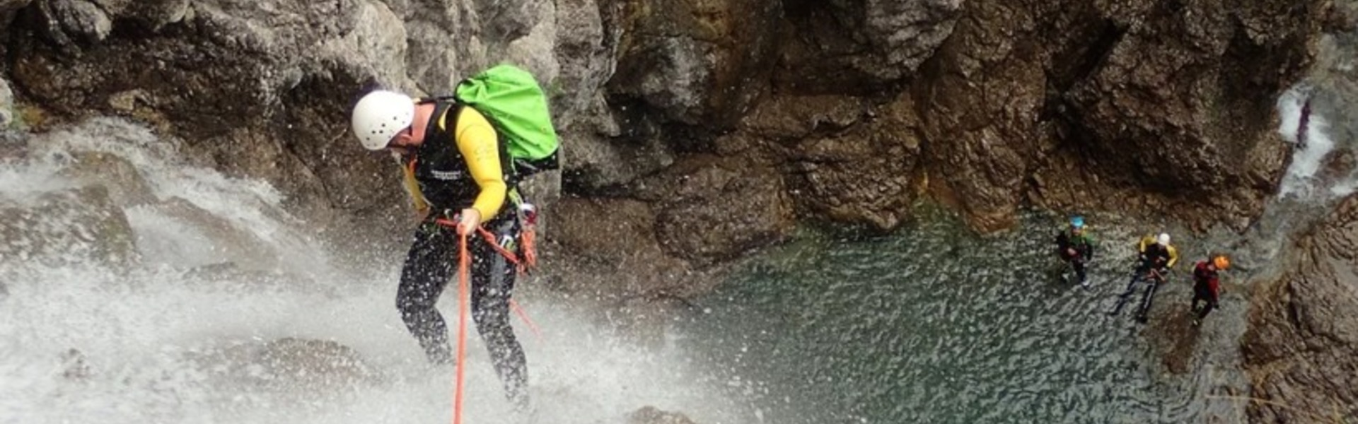canyoning Pau