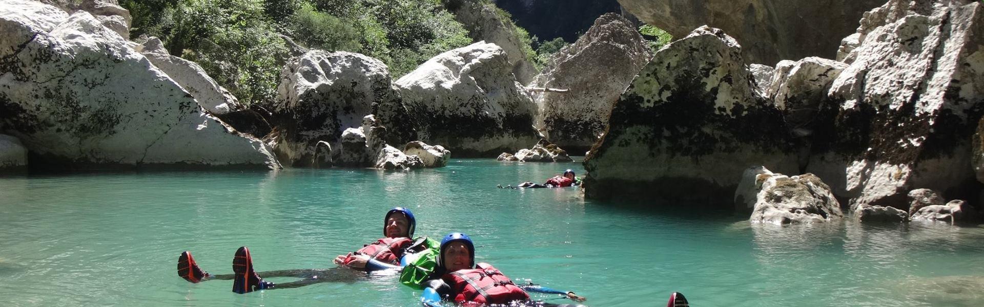 canyoning Perpignan
