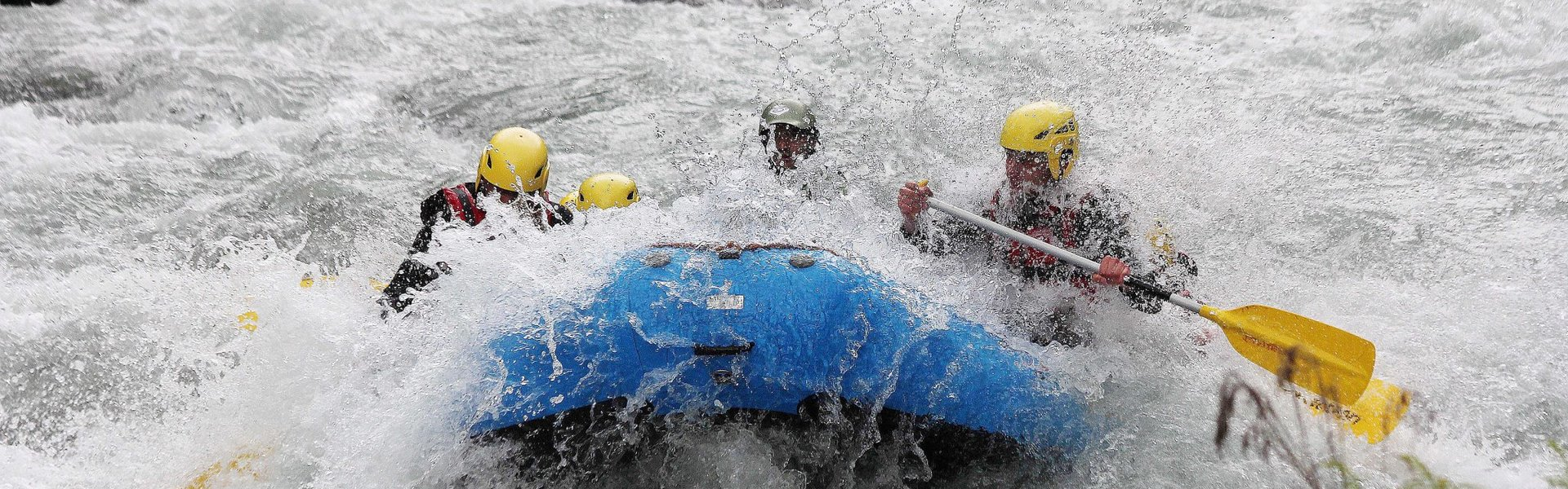 rafting savoie