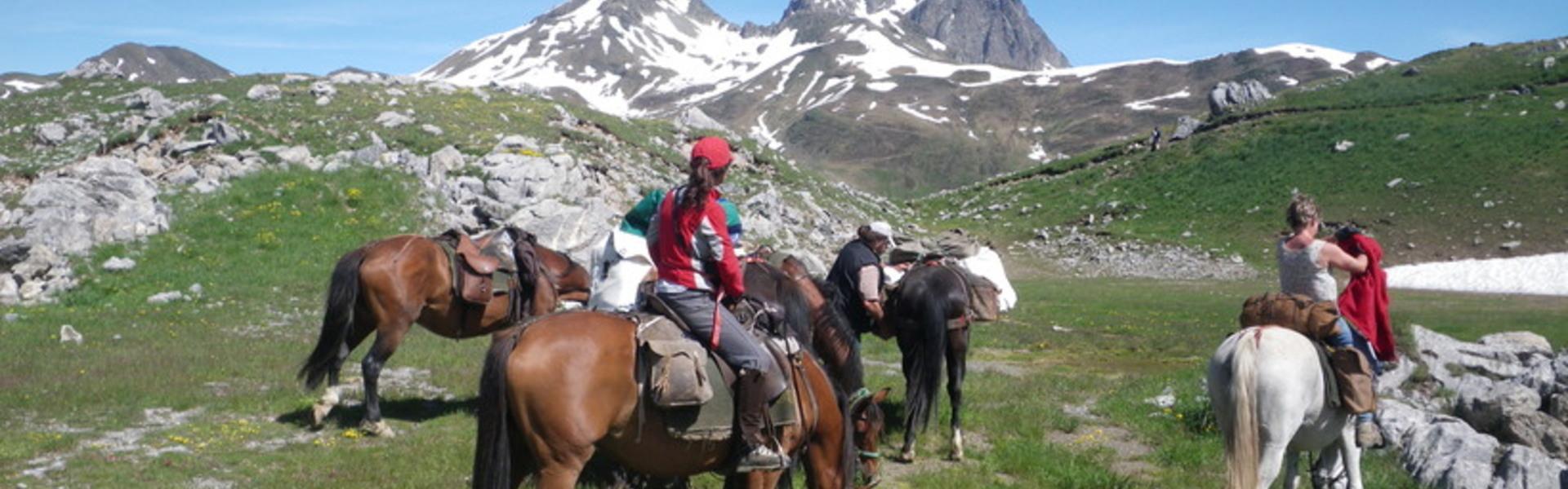 equitation pau