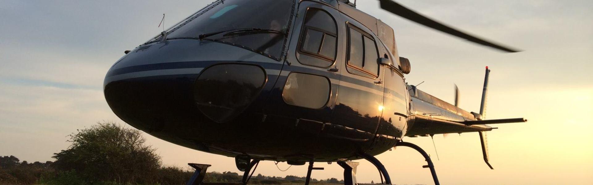 bapteme helicoptere gard